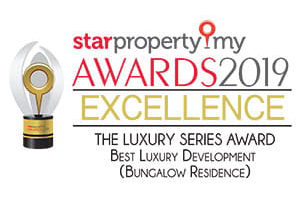 The Luxury Series Award - Excellence by starproperty.my