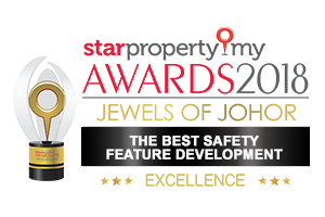 The Best Safety Feature Development - Excellence by starproperty.my