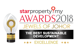 The Best Sustainable Development - Excellence by starproperty.my