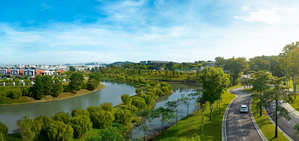 You get to live in one of the cleanest healthiest-and greenest townships around