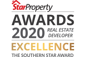 The Southern Star Award - Excellence