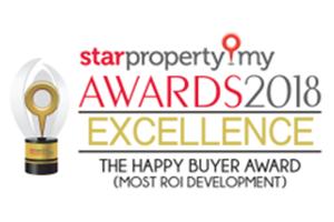 The Happy Buyer Award by starproperty.my