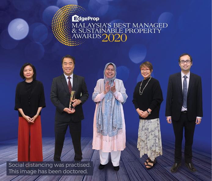 Building Sustainable Development Award 2020: Gamuda Land