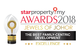 The Best Family Centric Development - Excellence by starproperty.my